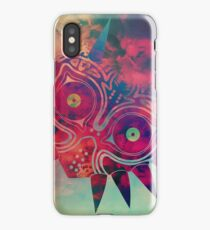 Watercolored Majora iPhone Case