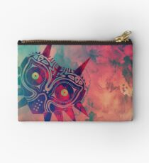 Watercolored Majora Studio Pouch