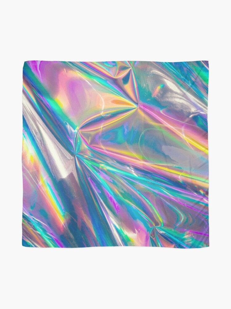 Alternate view of Holographic Scarf