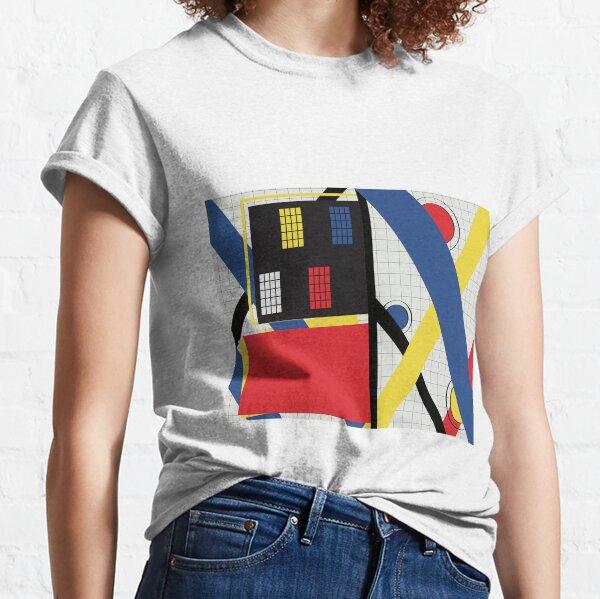 Geometric Bauhaus Classic T-Shirt