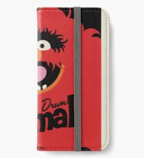 Animal Poster iPhone Wallet/Case/Skin