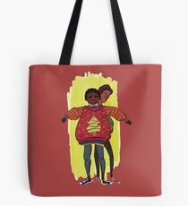 troy - exit strategies. Crotch but a bumper sticker Tote Bag