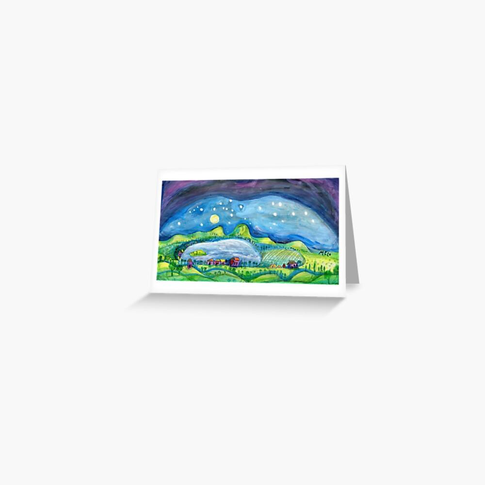 Norcal Magic (retangular) Greeting Card