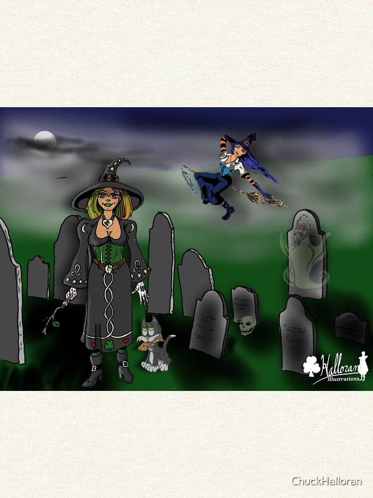 Witchcraft  by ChuckHalloran