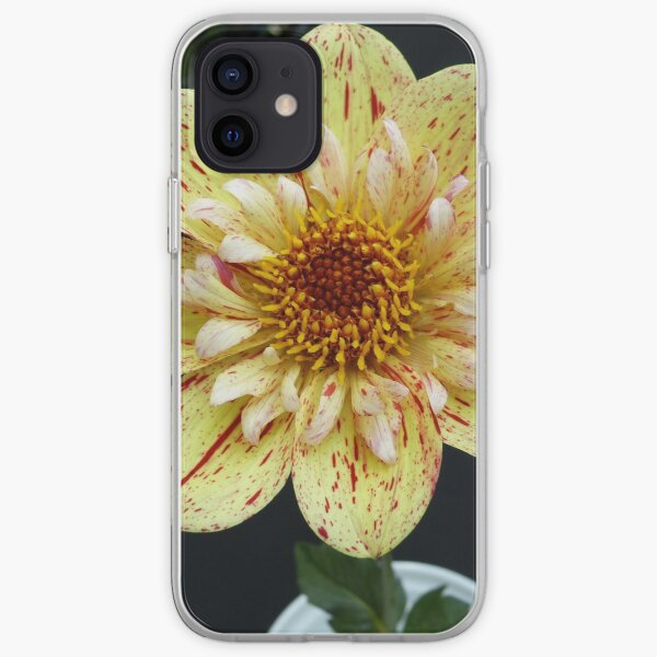 Dahlia #11 iPhone Soft Case
