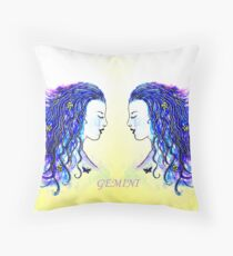 Mirror Image - Gemini Floor Pillow