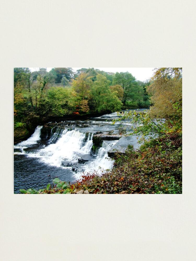 Alternate view of Aysgarth Falls Photographic Print