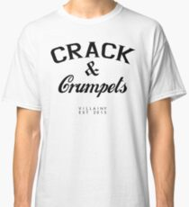 Crack & Crumpets Classic T-Shirt