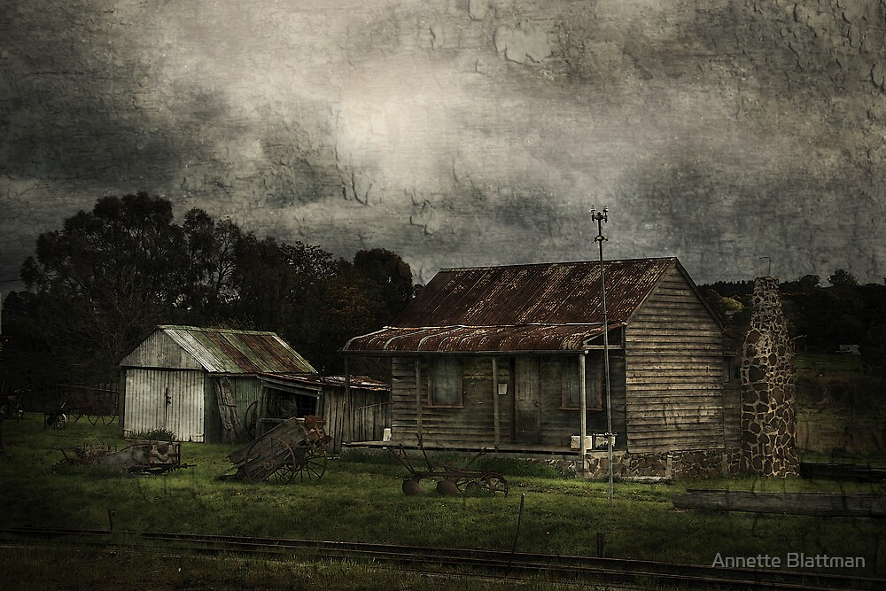 This Old House by Annette Blattman