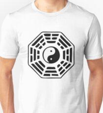 Ba gua, Pa Kua, symbol Unisex T-Shirt