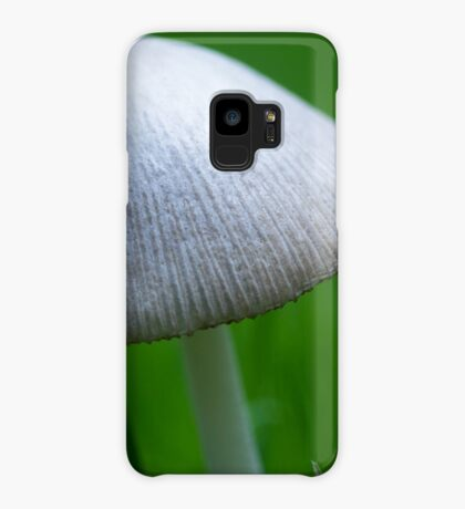 A Wee Little Mushroom Hiding in the Grass Case/Skin for Samsung Galaxy