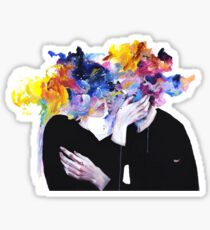 Agnes Cecile - Intimacy on Display  Sticker