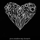 You make my heart bloom by Kate Kingsmill