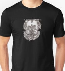 Expectations of the human mind Unisex T-Shirt