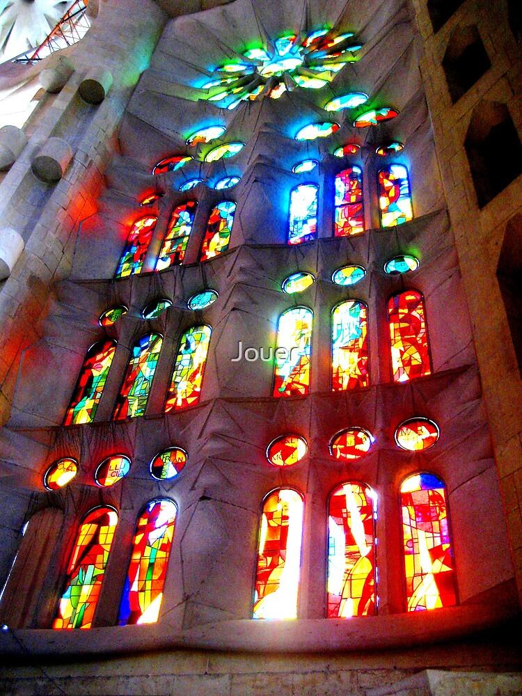 Gaudi's dream by Jouer