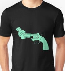 Knottet Gun Unisex T-Shirt