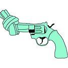Knottet Gun by Meretekc