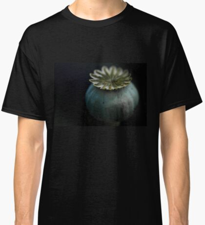 Patterns in Nature - The Poppy Classic T-Shirt