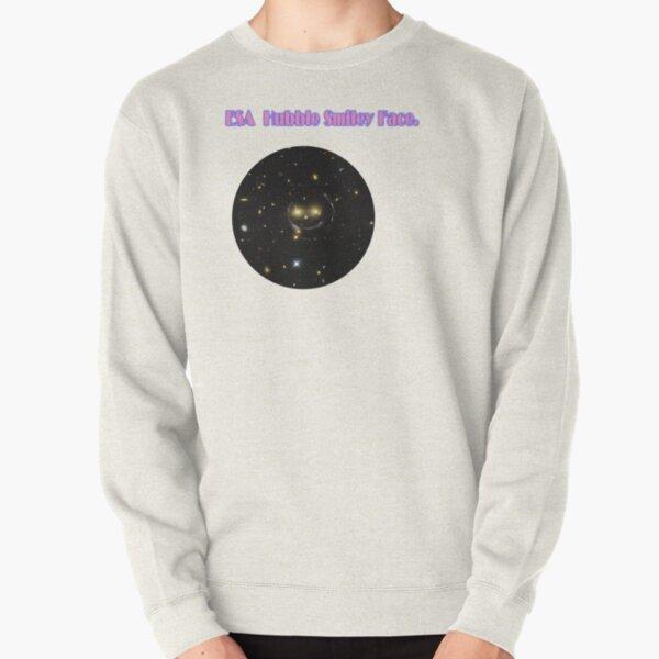 ESA Hubble smiley Visage. Sweatshirt épais
