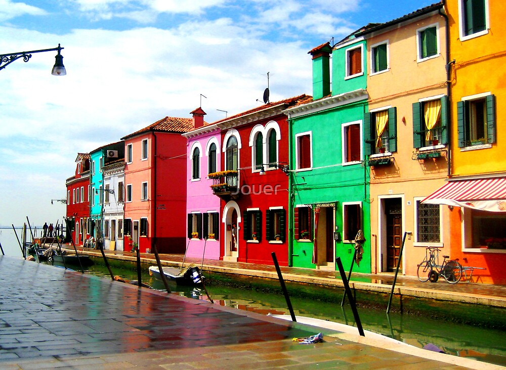 Burano Simple Peace by Jouer