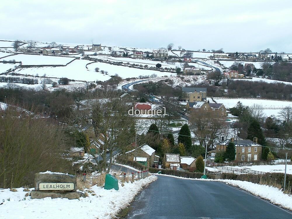 Lealholm Village by dougie1