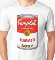 andy warhol campbell's soup can phone case Unisex T-Shirt