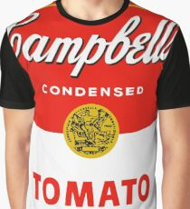 andy warhol campbell's soup can phone case Graphic T-Shirt