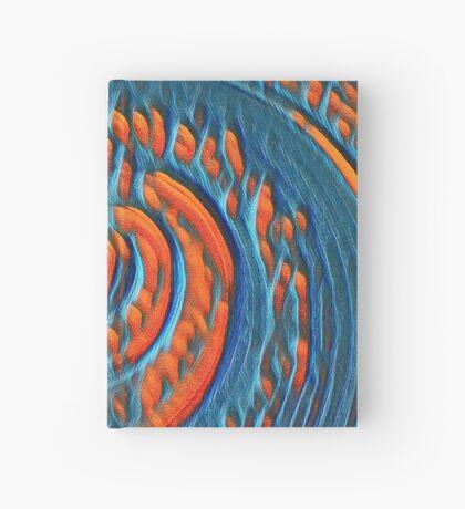 Broken Fibonacci Hardcover Journal