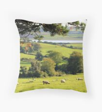 This is england. Throw Pillow