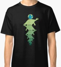 Turtles all the way down (ocd awareness) Classic T-Shirt