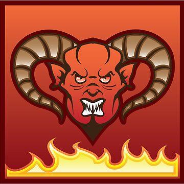 Devil Horns by vectorworks51