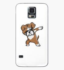 Dabbing Boxer Funny Case/Skin for Samsung Galaxy