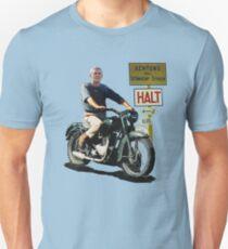 STEVE MCQUEEN GREAT ESCAPE MOTORBIKE T-Shirt