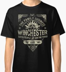 A Very Winchester Bussines Classic T-Shirt