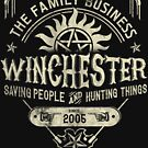 A Very Winchester Bussines by Arinesart