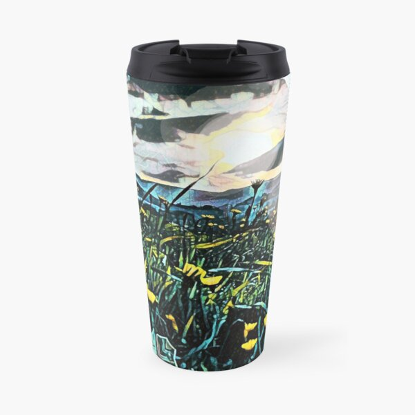 Premonition of the frosts  Travel Mug