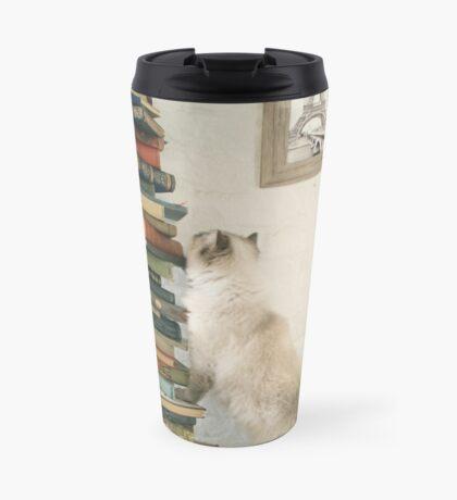 Curious Travel Mug