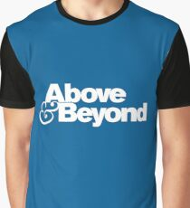 Above Beyond Graphic T-Shirt
