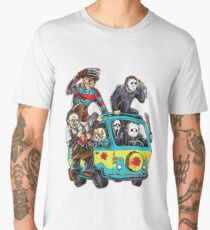 The Massacre Machine Horror Men's Premium T-Shirt