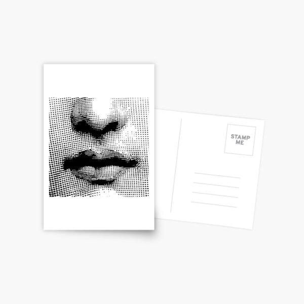 Lina Cavalieri - nose and mouth Postcard