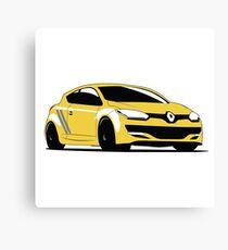 Renault Mégane RS Trophy Canvas Print