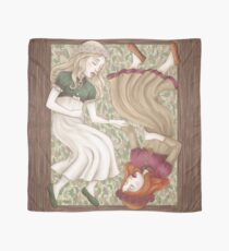 Snow White and Rose Red Scarf