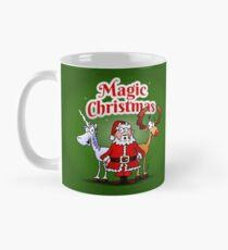 Magic Christmas with a unicorn Mug