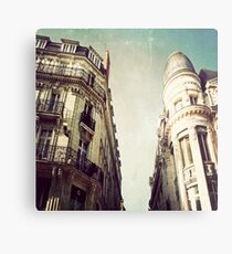 _ architecture _ Metal Print