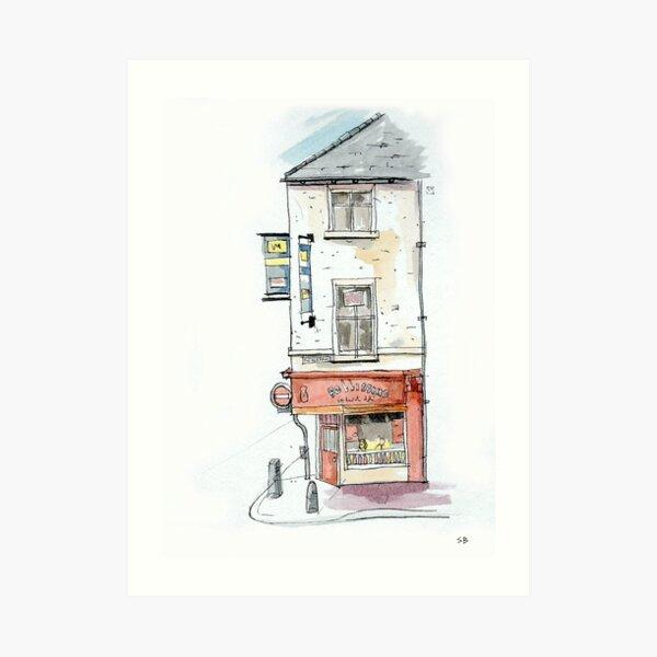Bellisimo, Leeds Art Print