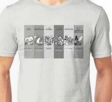 The Team - Twitch Plays Pokemon Unisex T-Shirt