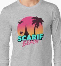 Scarif Beach Long Sleeve T-Shirt