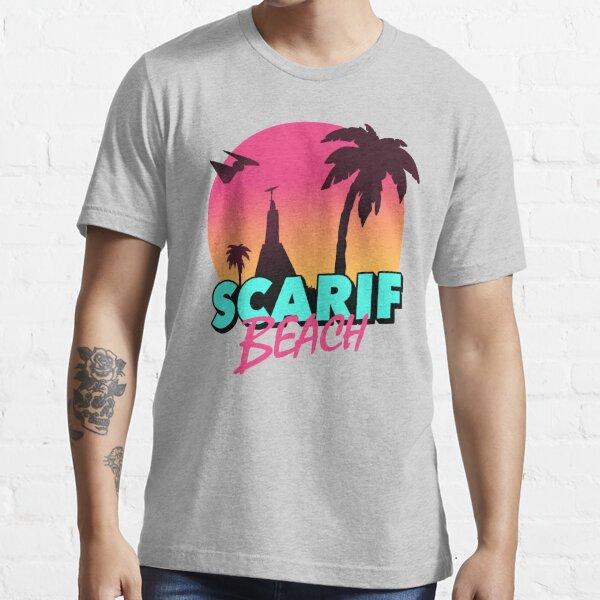 Scarif Beach Essential T-Shirt