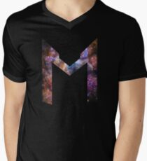 Markiplier Space Logo Men's V-Neck T-Shirt