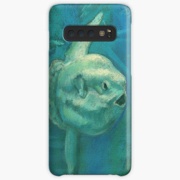 Sunfish, Mola Mola, Sun Fish, Underwater Nature Ocean Creatures Samsung Galaxy Snap Case